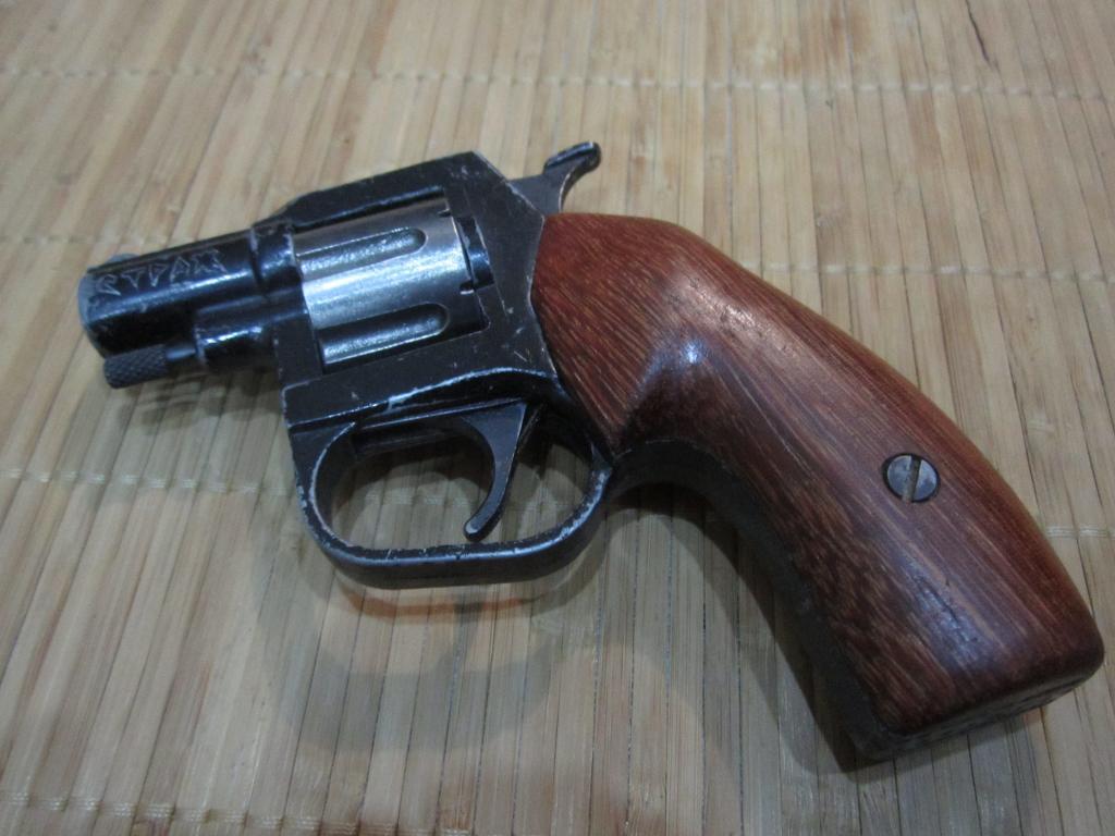 """Сигнальный револьвер РС-22 """"Страж"""""""