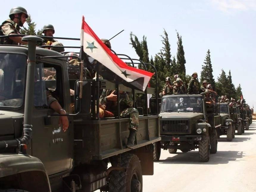 Сирийская дивизия