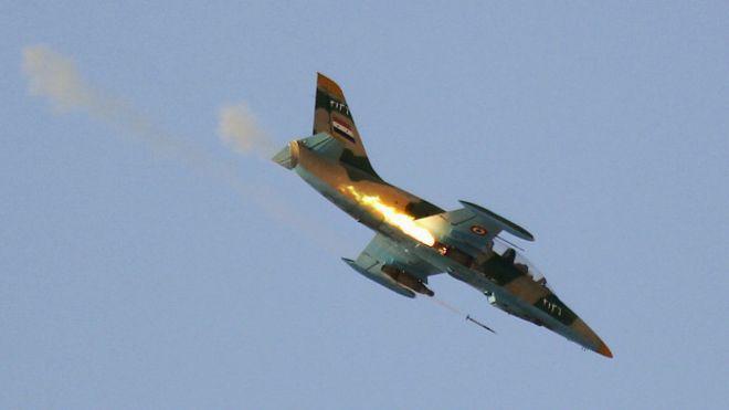Сирийские ВВС