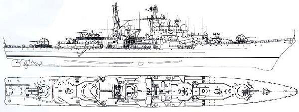 Схема проекта 956