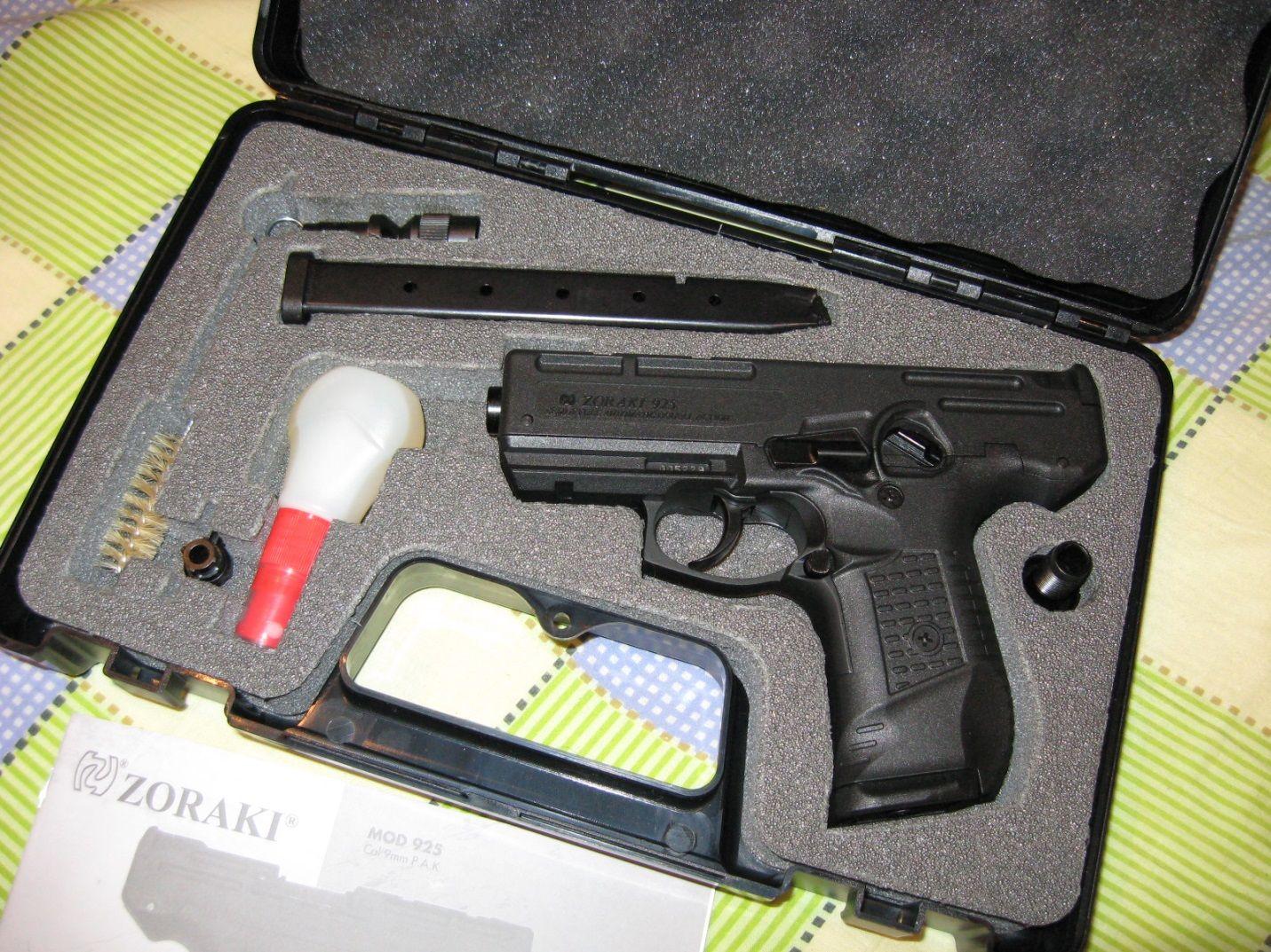 """Стартовый пистолет """"ZORAKI"""""""