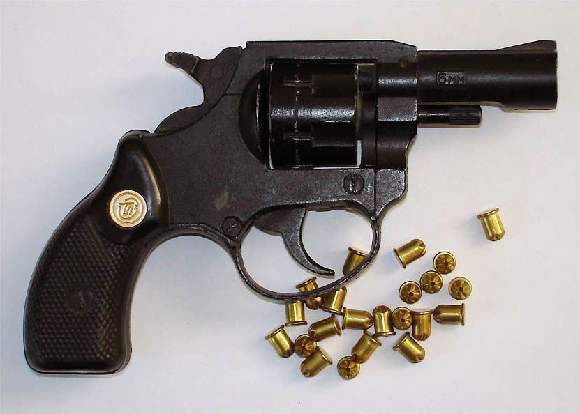 Стартовый револьвер