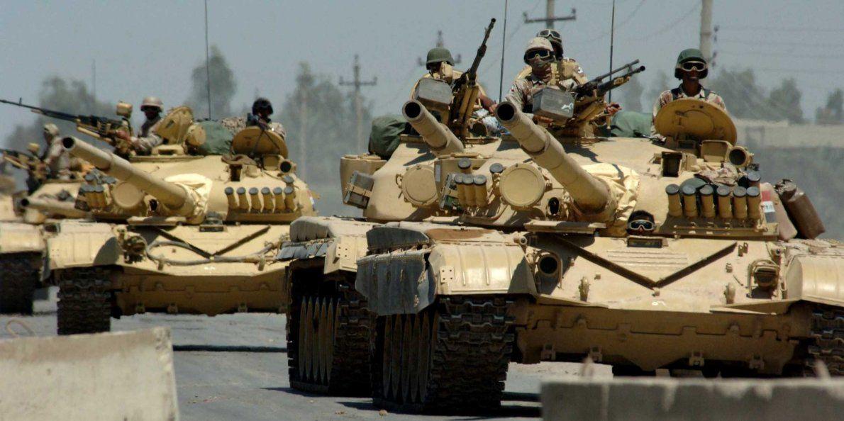 Сухопутные войска Сирии