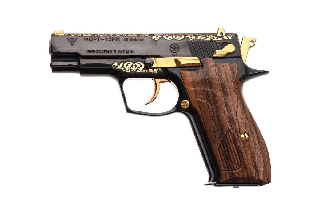 """Травматический пистолет """"Форт-12РМ"""""""