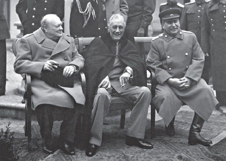 Тройка лидеров