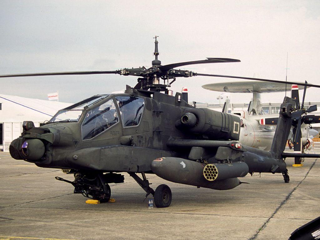 Военный вертолет США