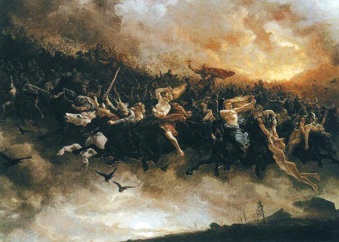 Воины Одина