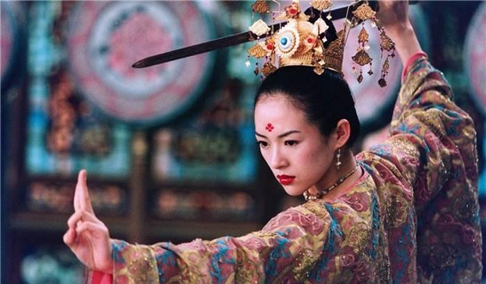 Женщина-ниндзя