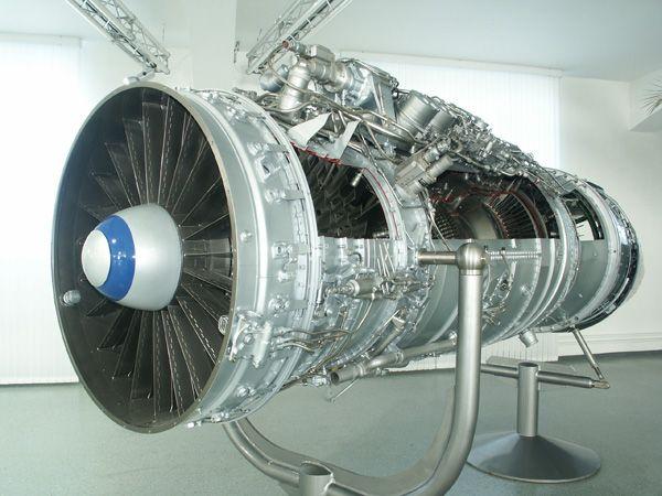 Двигатель АЛ-31Ф