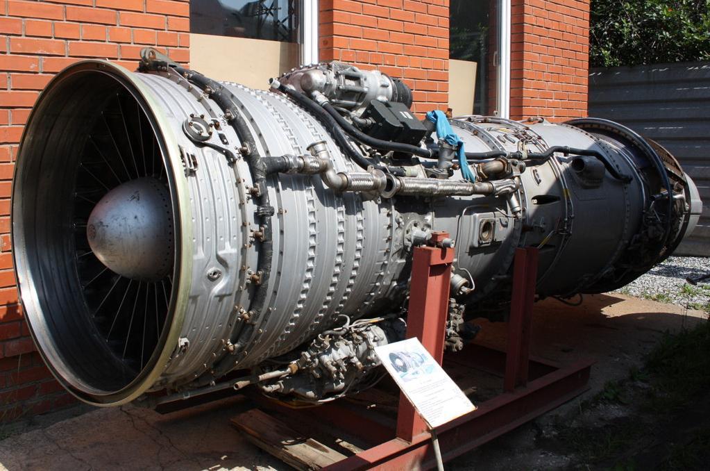 Двигатель Д-30