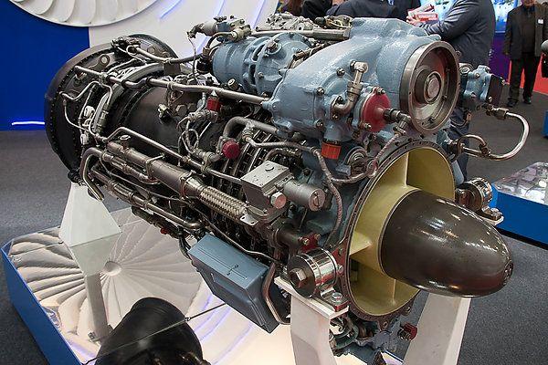 Двигатель ТВЗ-117
