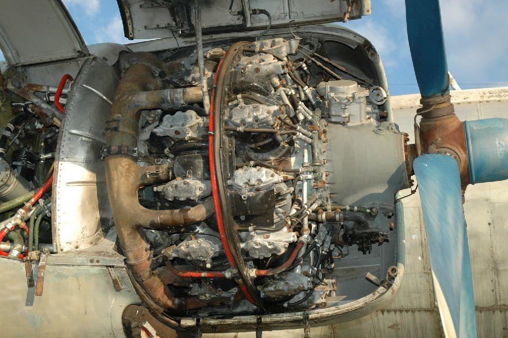 Двигатели АШ-82ФН