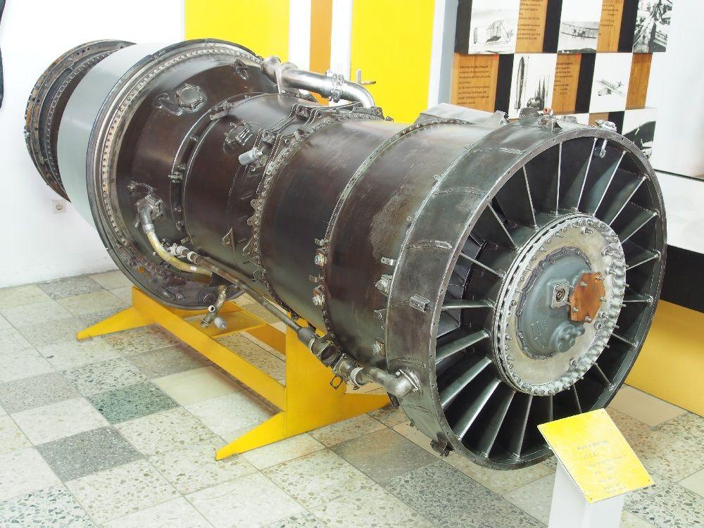 Двигатели Pratt & Whitney JT3C