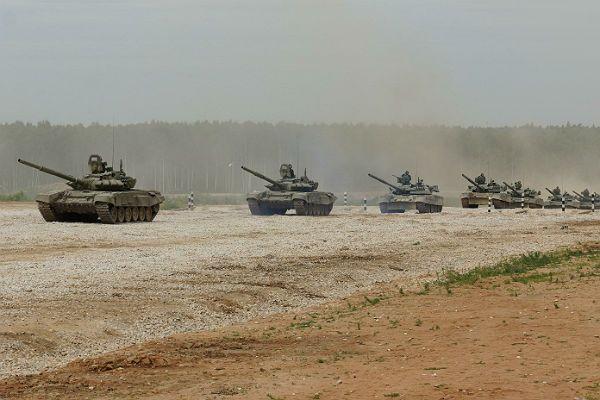 Группа Т-90МС
