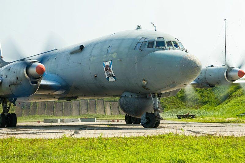 Ил-38 авиации ТОФ