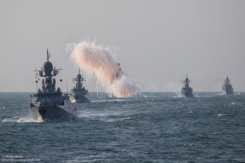 Малые ракетные корабли в строю