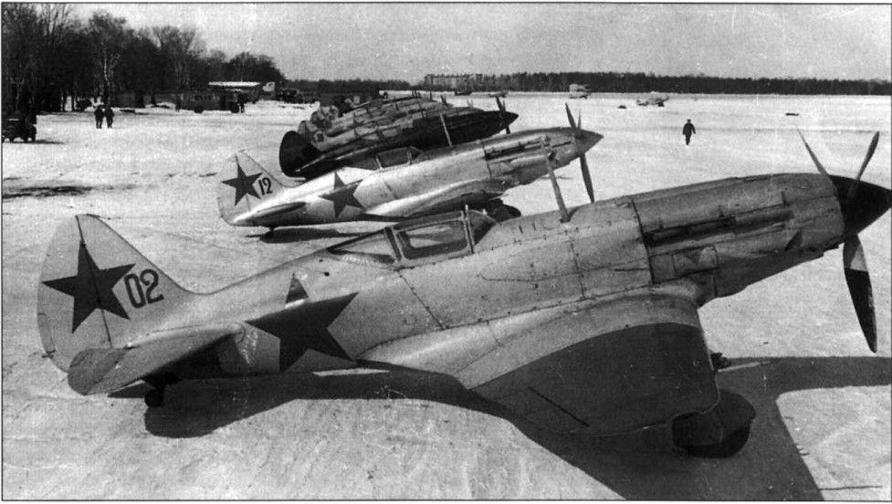 Миг-3, Московский округ ПВО