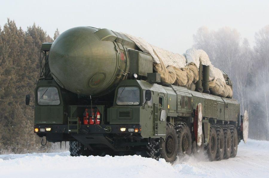Мобильные ракетные комплексы