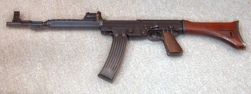 Немецкий автоматический карабин Mkb.42