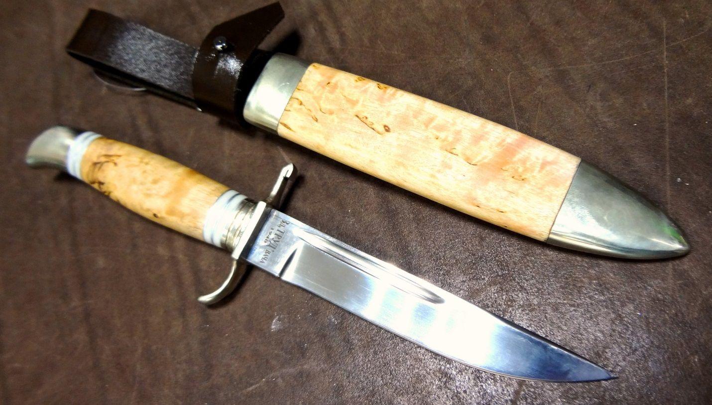 Нож разведчика с ножнами