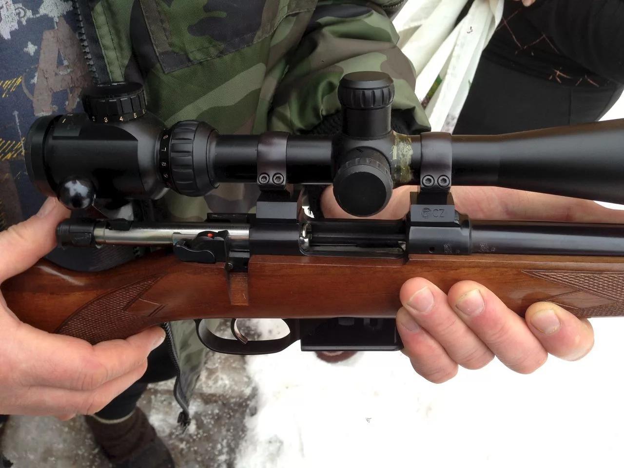 Оптика CZ-527