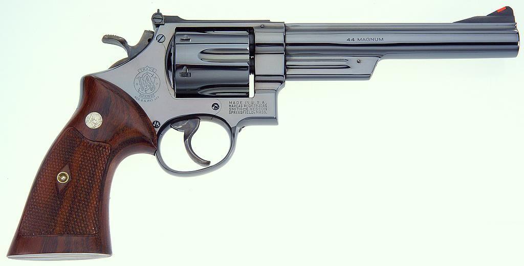 Револьвер Магнум-44