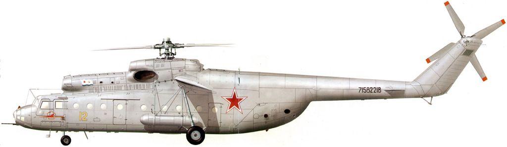 Рисунок Ми-6
