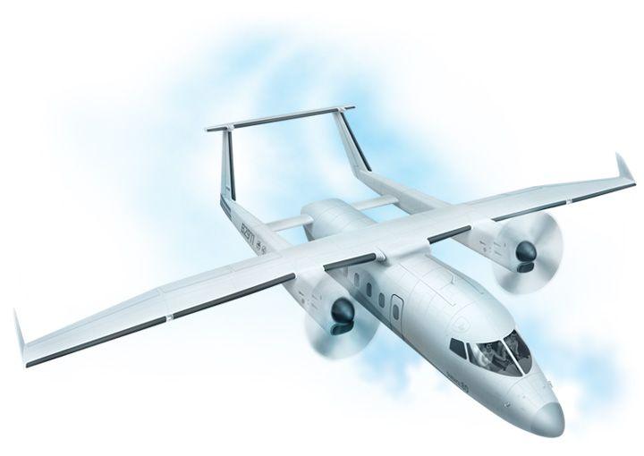 Рисунок Су-80