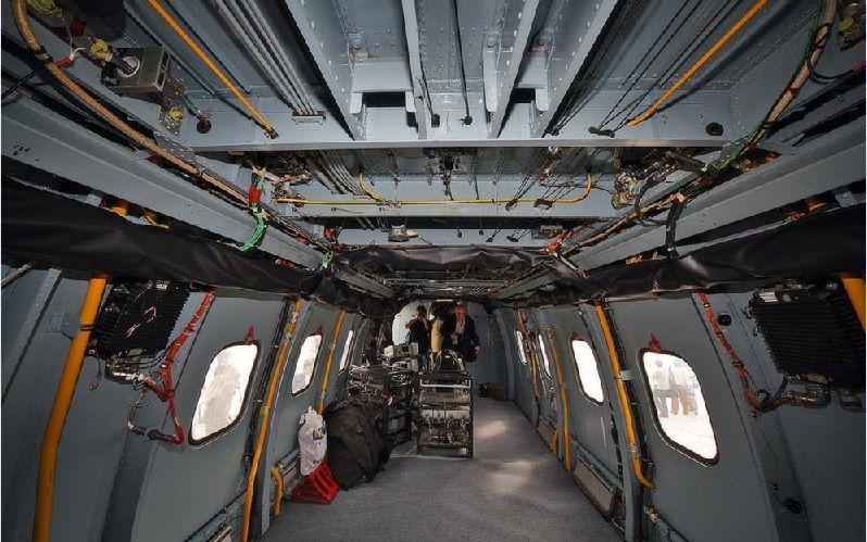 Салон Ми-38