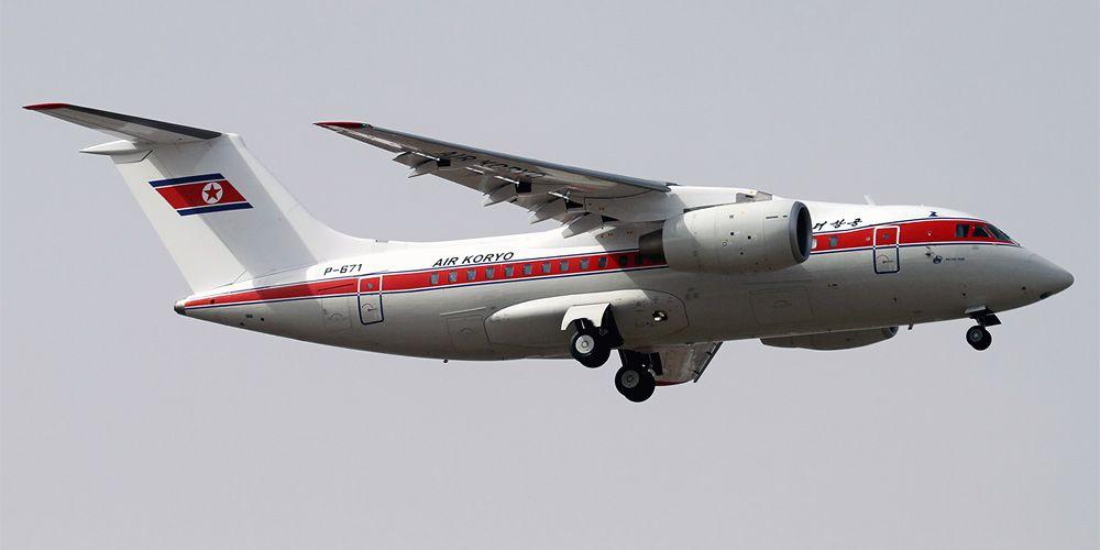 Северокорейский Ан-148