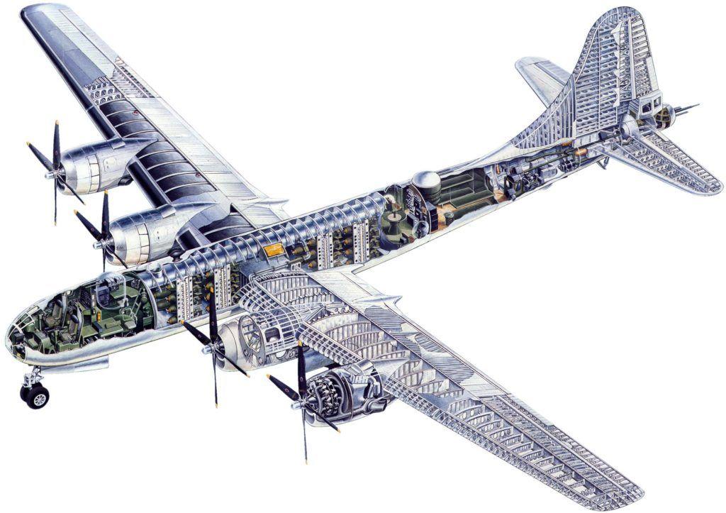 Схема B-29