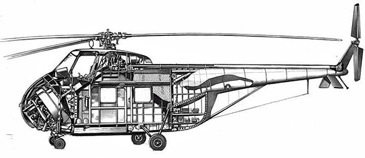 Схема Ми-4