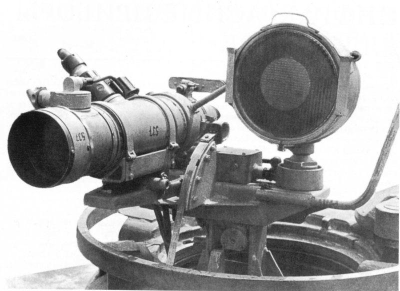 Танковый ПНВ FG 1250
