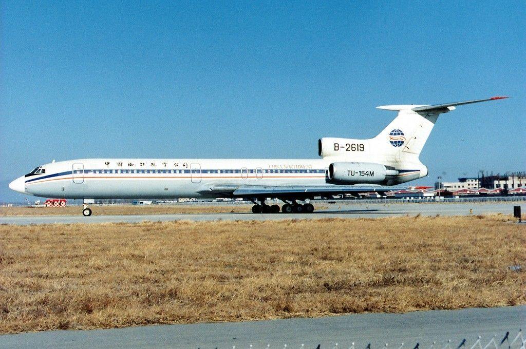 Ту-154 за рубежом
