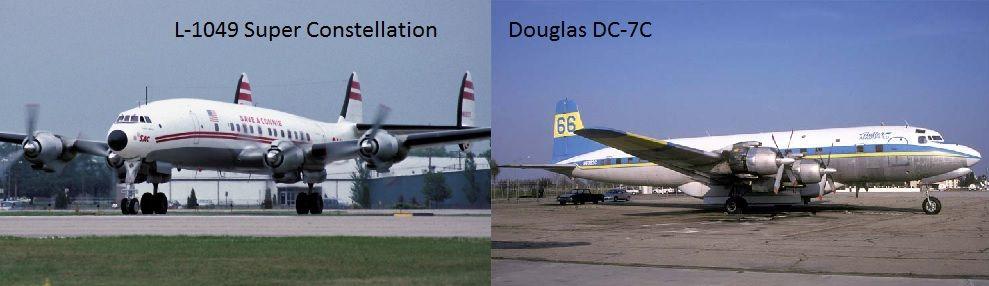 Внутримагистральные пассажирские самолеты в США