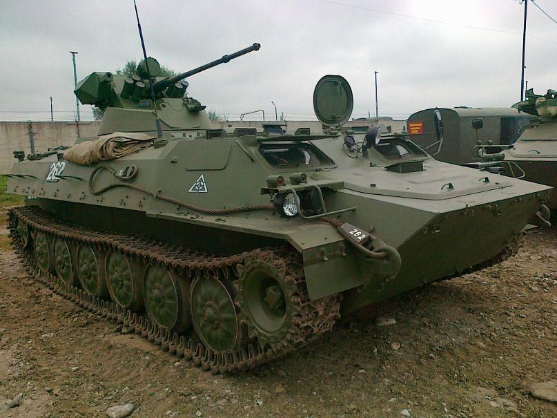 Военный МТ-ЛБ