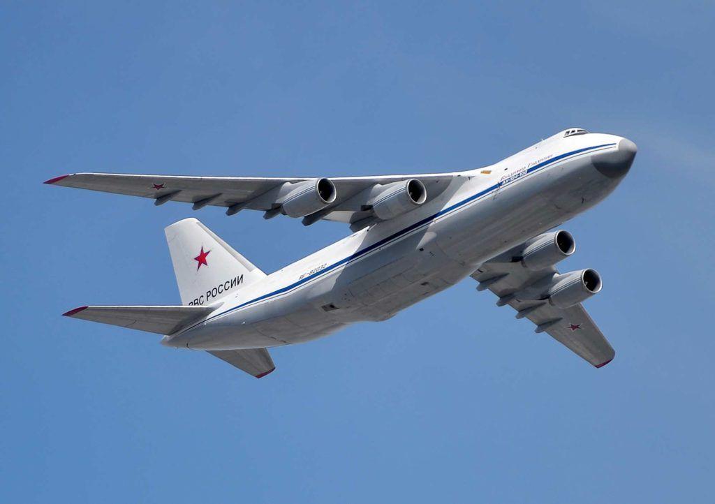 Ан-124 ВВС России
