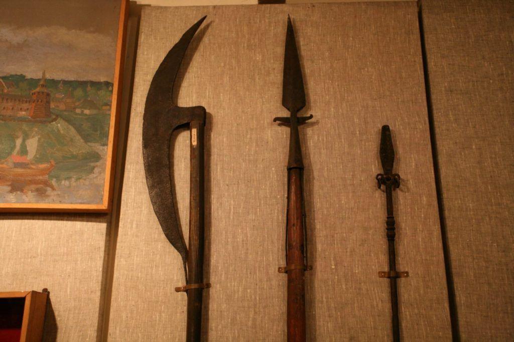 Древковое оружие