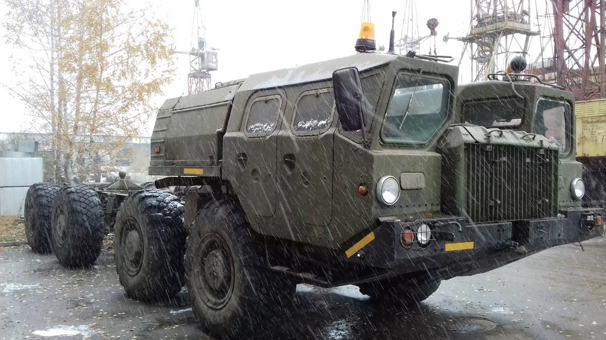 Кабина МАЗ-543