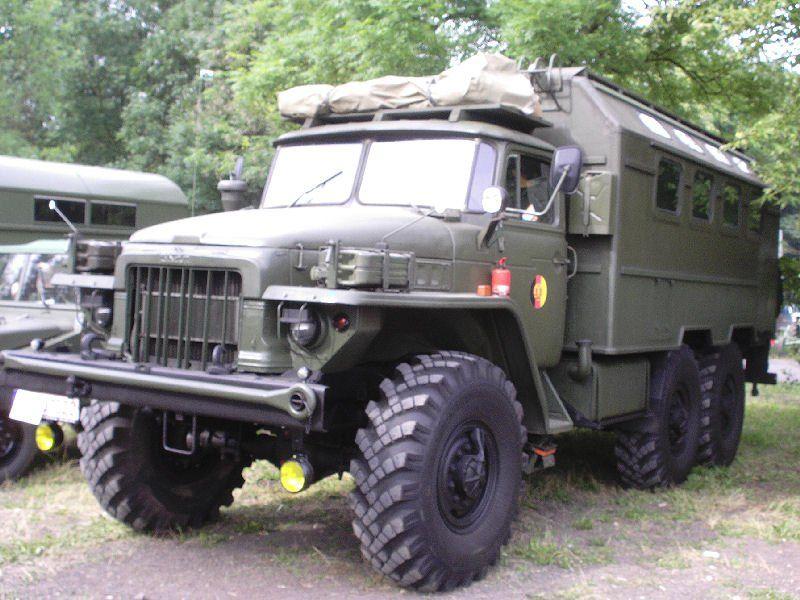 "Модификация ""Урал-375"""