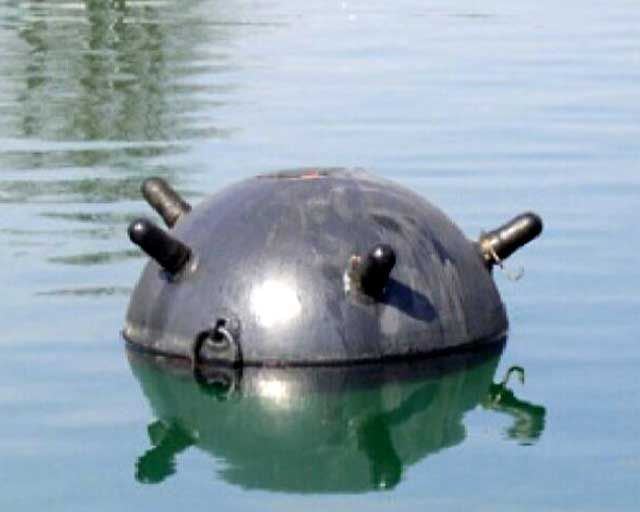 Морская мина