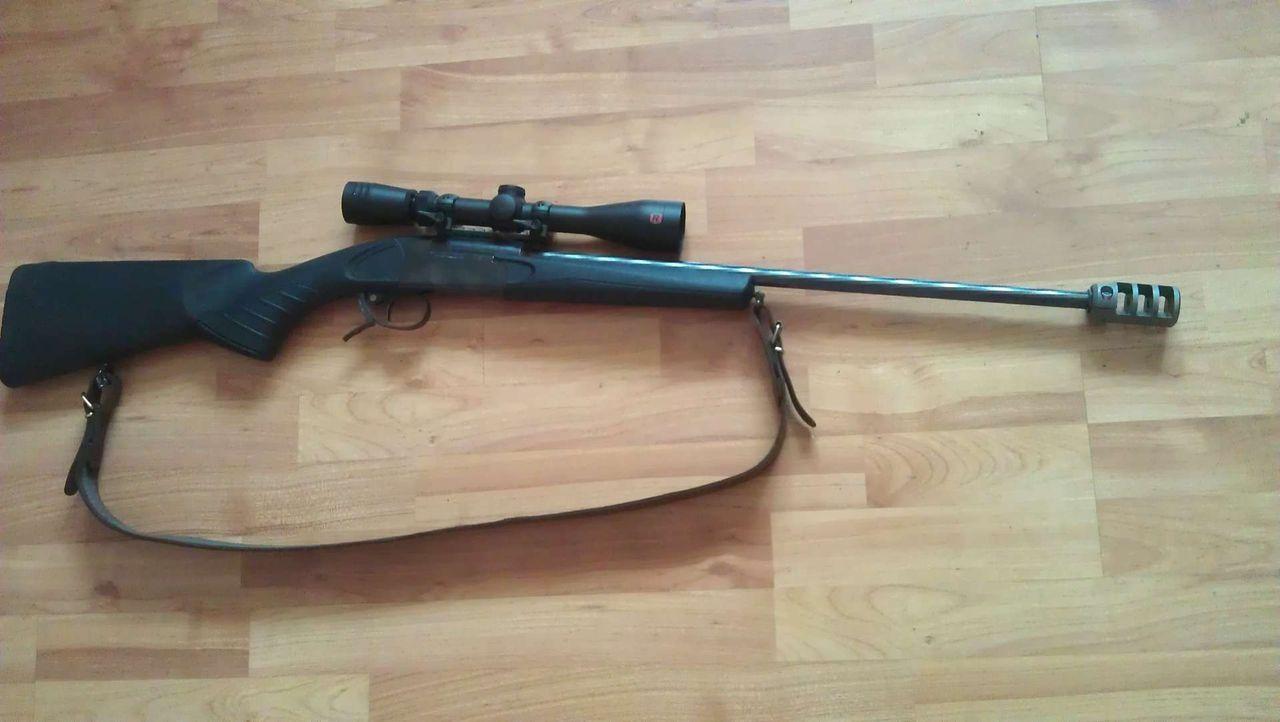 МР-18МН с прицелом