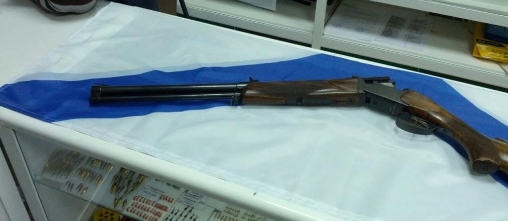 МР-94 с открытыми стволами