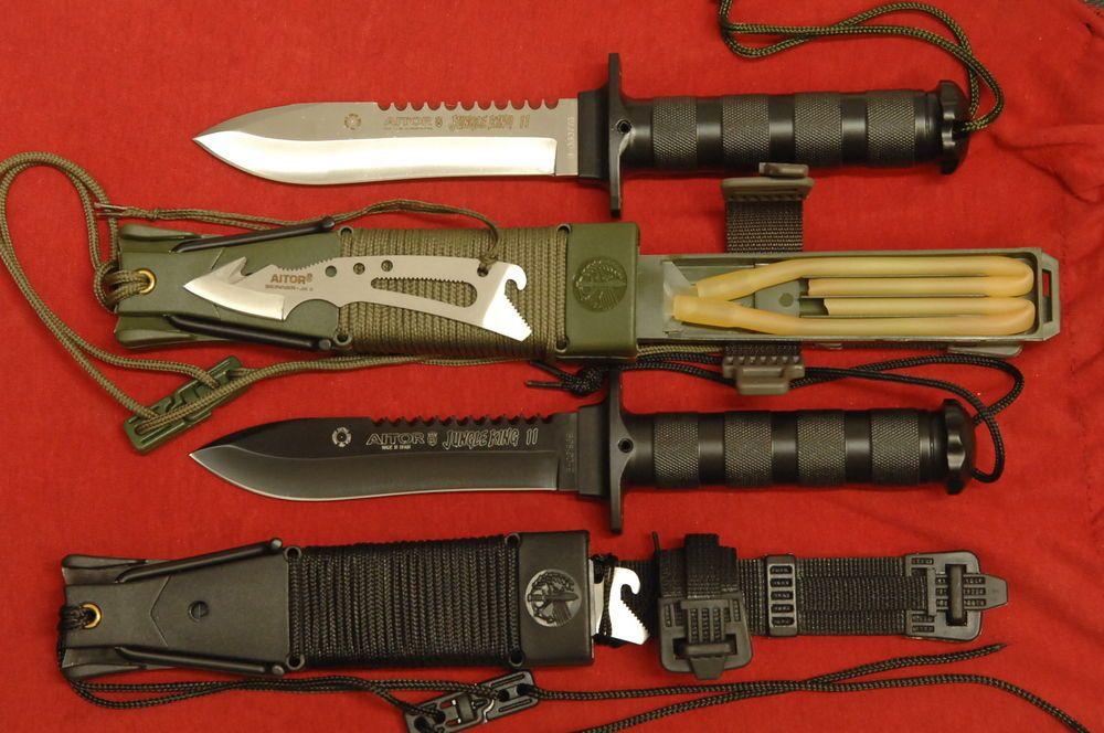 Ножи Jungle King II
