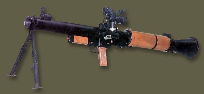 Ручной гранатомет РПГ-16