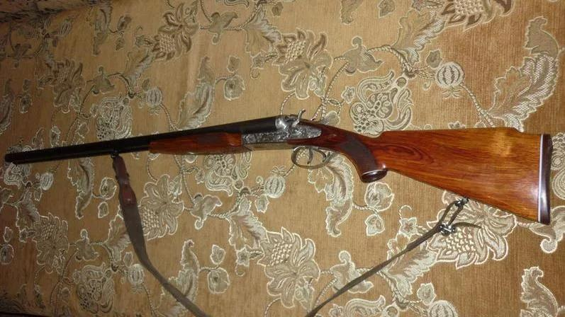 Ружье ТОЗ-54