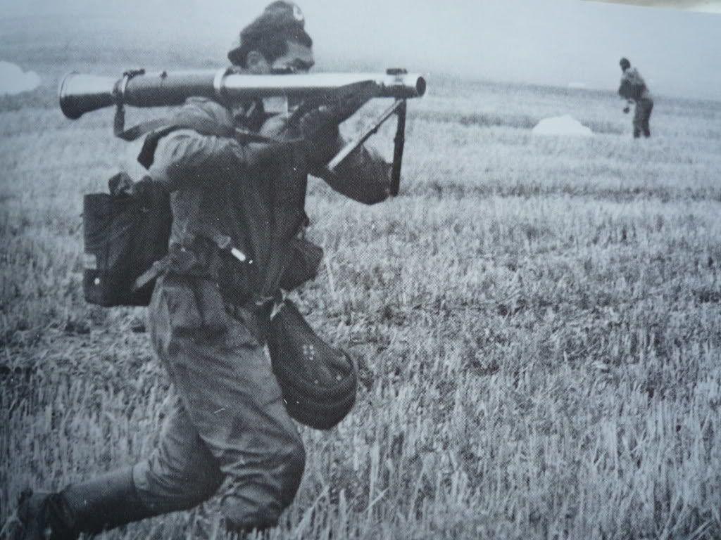 Стрельба из РПГ-16