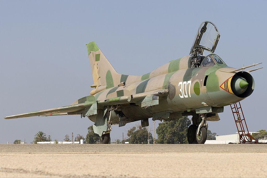 Су-22 в Ливии