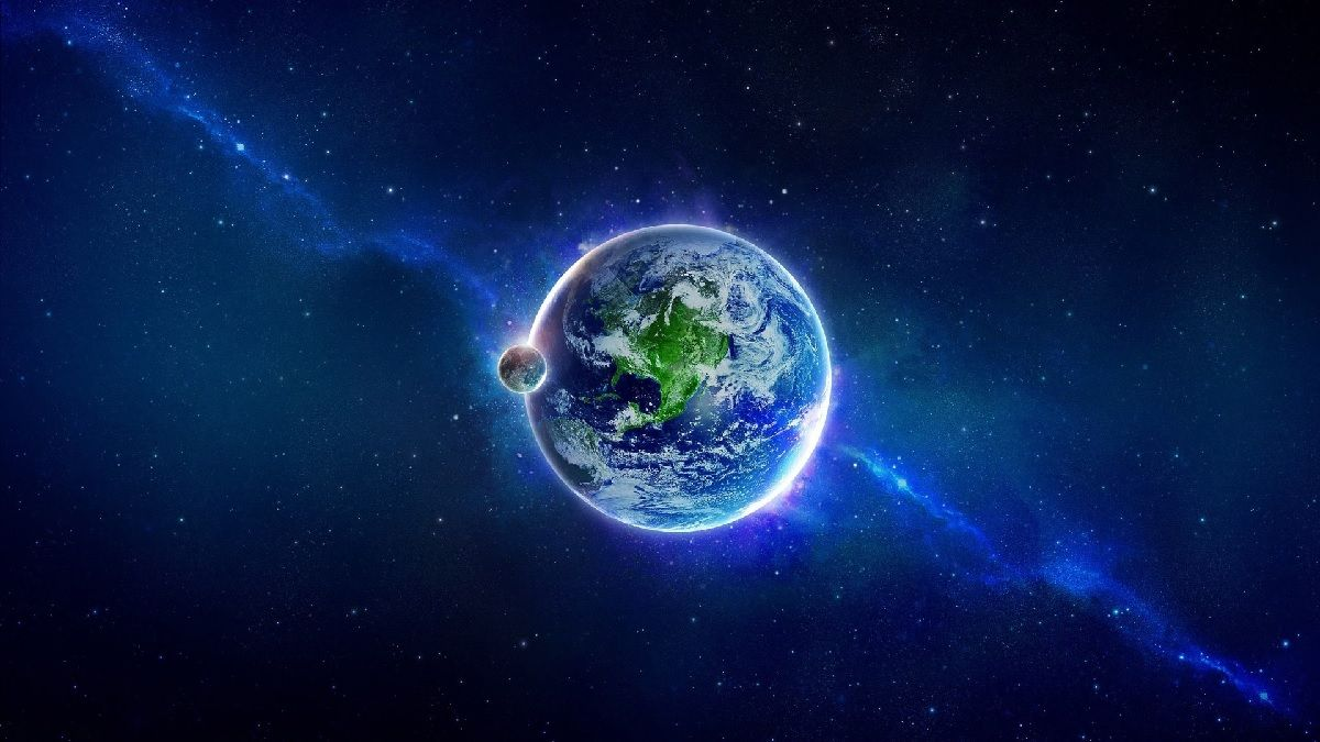 Земля и Луна