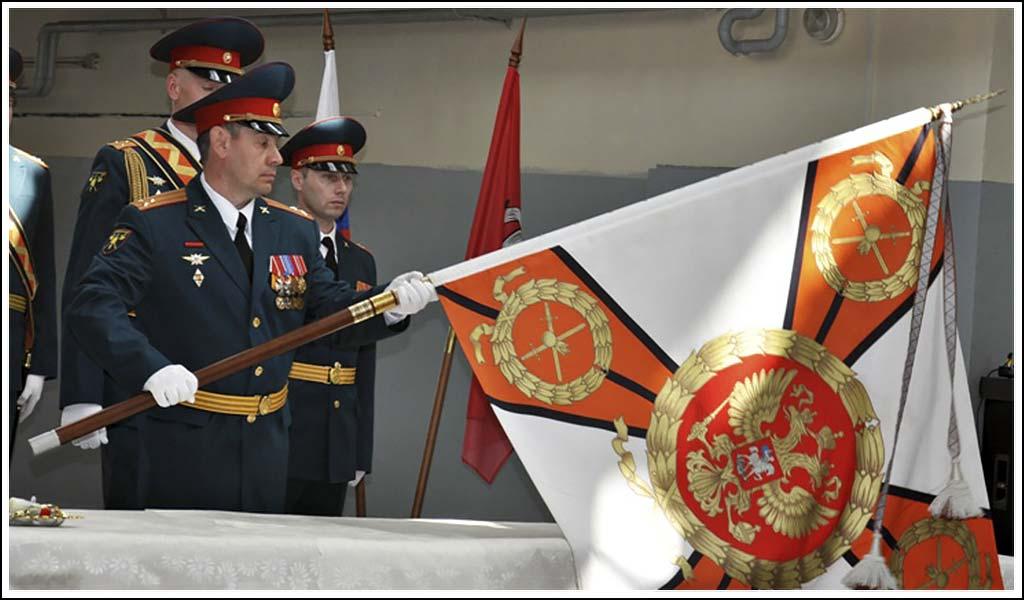 Знамя Семеновского полка